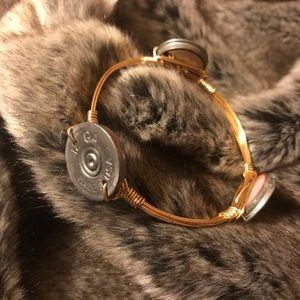 Jewelry - Shotgun shell bangle bracelet